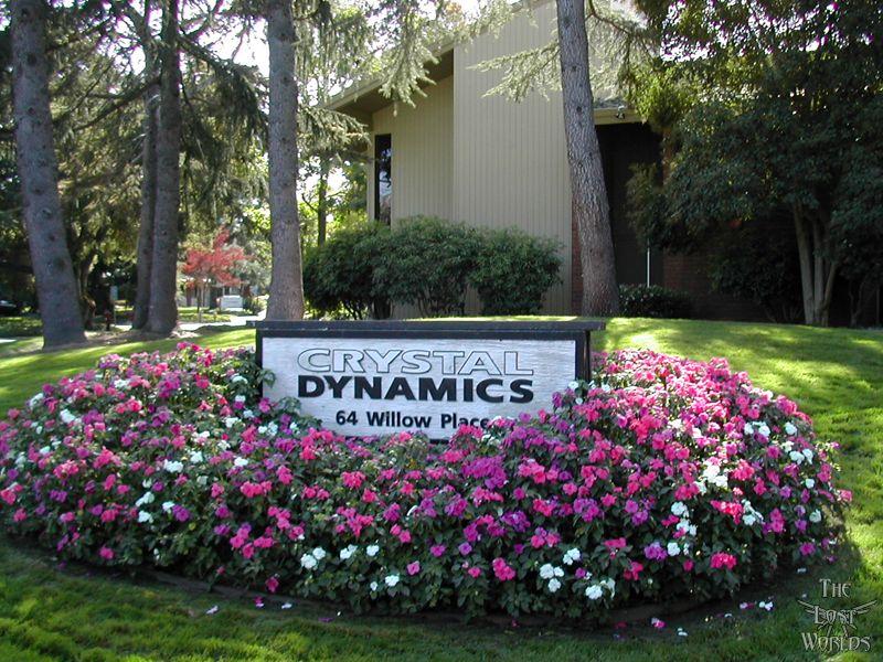 my visit to crystal dynamics