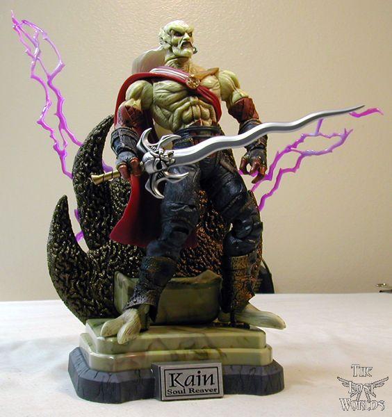 Action Figures Action_Figures-Retail-Figure-BBI_Kain-Boxed-Reaver