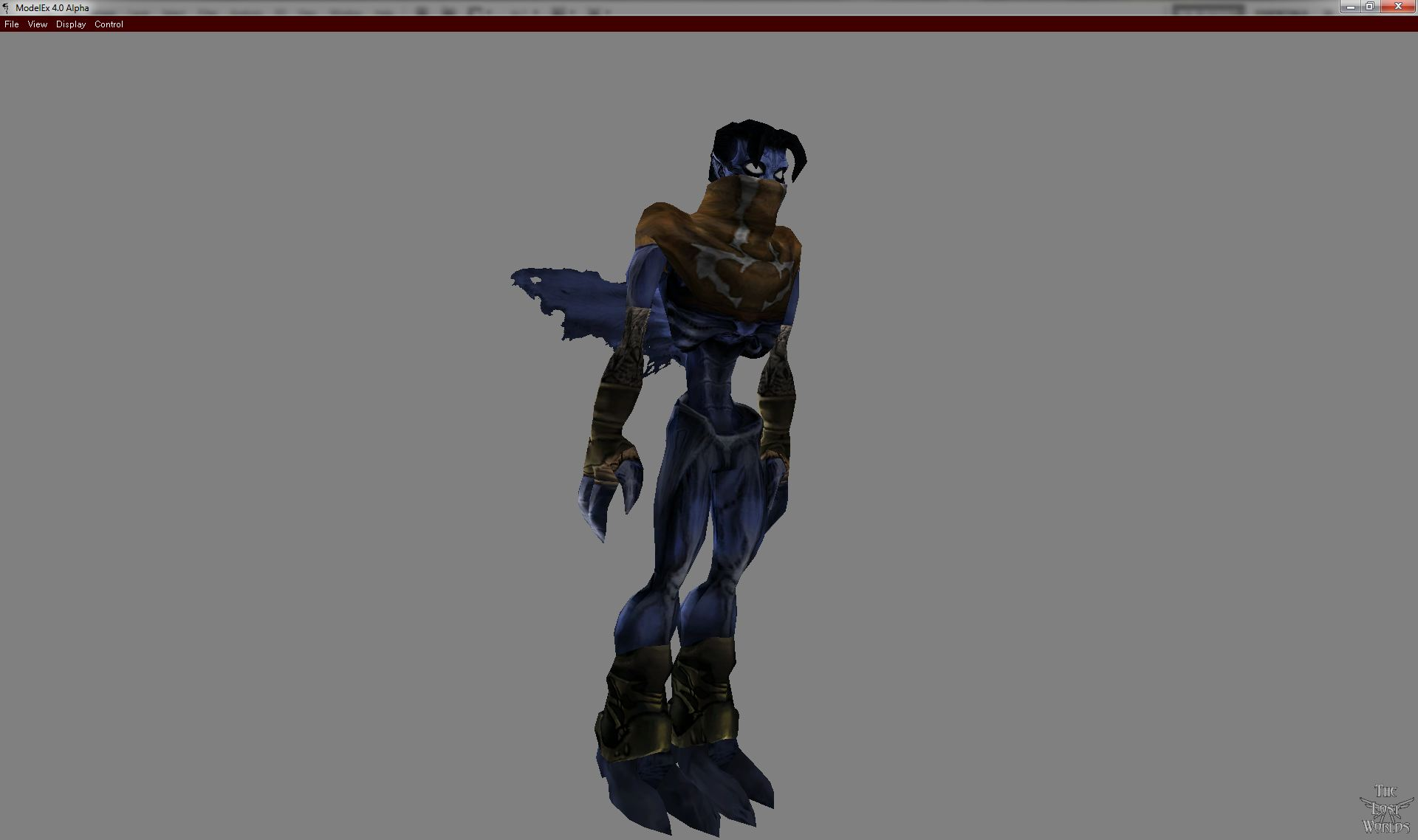 ModelEx - Software - Legacy of Kain: The Lost Worlds